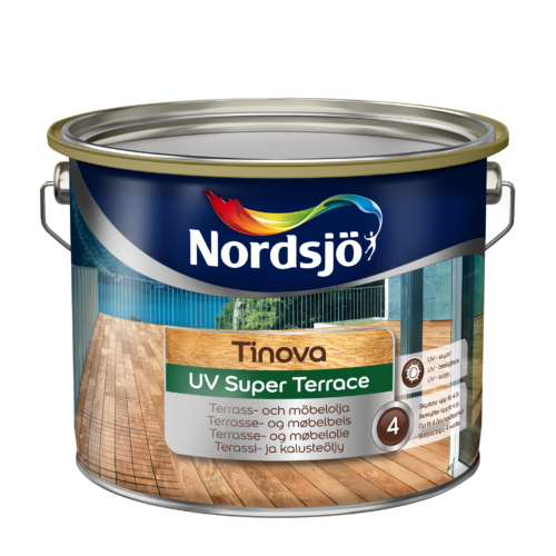 Nordsjö Tinova UV Super Terrace