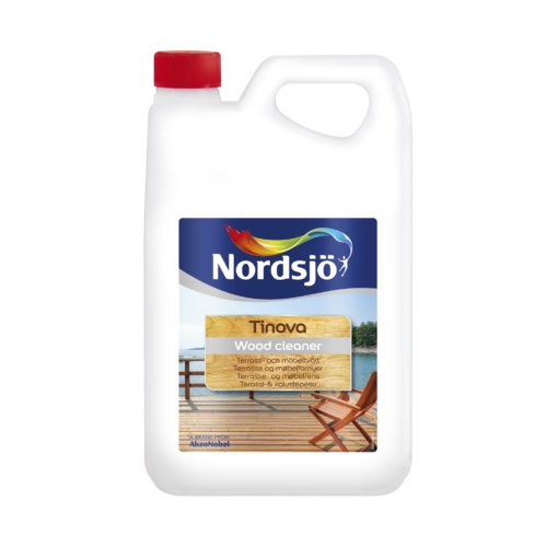 Nordsjö Tinova Wood Cleaner